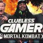 Beast Mode speaks! Watch Marshawn and Gronk play Mortal Kombat X http://t.co/EJOo8Ochqh http://t.co/QIAPEhT7s1