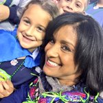 What a day at @@Seahawks #12Fest #SB49 fans were so excited!!! http://t.co/q8pYcr3bmX