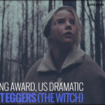 "DIRECTING AWARD - US DRAMATIC: ""The Witch"" - Director Robert Eggers. #Sundance http://t.co/2GLFBJ8Qj8"