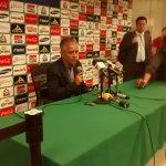 """""""Es un buen resultado pero pudimos irnos con 3... no se marcaron penales y eso nos dificultó"""", Bueno DT de Jaguares. http://t.co/uu8eh7jdUS"""