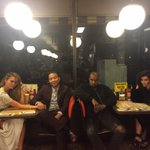 """@KimKardashian: Double date at the Waffle House http://t.co/razJzNGxxx""LOVE"