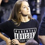 Kim Sears wears Explicit Content T-shirt for Andy Murray's Australian Open final http://t.co/i3NP8gpgr0 (Photo: EPA) http://t.co/x6G2ZRElg5