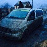 Mochanov: Выкарабкались из одного очень грязного и шумного места и едем на встречу с одним Свитязем из #Углегорск http://t.co/KRKRhPi2VF