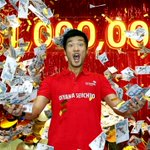 Japanese civil engineer based in Singapore wins #ChangiMillionaire draw. http://t.co/kwl5TQ6GJe http://t.co/GlAo0sithb