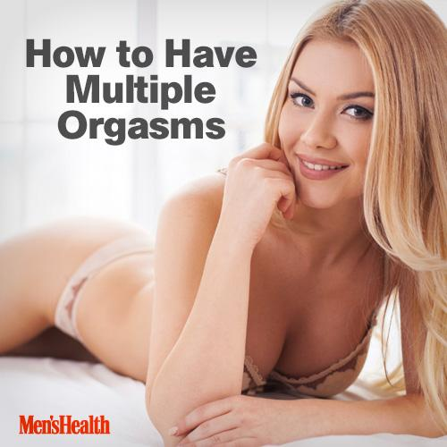 Are How can i have multiple orgasms