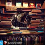 #Repost @duncanwestley: At the @lastbookstorela with @hellogorgeousmodels #DTLA. Amazing place! http://t.co/d3xKJglxJ5