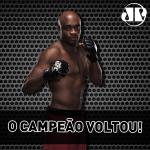 #PanEsportes #UFC183 #GoSpider O campeão voltou!!!! Anderson Silva vence Nick Diaz por decisão unânime! http://t.co/7bOfDsX6bX