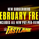 Sign up NOW for @WWENetwork and get February #FreeFreeFree including the new PPV #WWEFastLane! http://t.co/0aflg4ZxKX http://t.co/bRc4nH68Uq