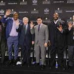 49ers' Haley, Raiders' Brown among 8 voted into Hall of Fame : http://t.co/DIlOjNiovD http://t.co/Lo2kpSF5jE