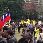 #OccupyHK thousands attend democracy march from Victoria Park to Central, activist Martin Lee speaks @cnalatest http://t.co/GxsntIBsDL