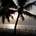 #WhyILoveKenya: On my morning beach walk . Youth playing football.  #KeepCalmVisitMombasa http://t.co/CI4y6wXA2u