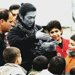 Kenji Goto, a journalist of supreme humanity & father of 3 children.! Wr are sorry Kenji ..#RIP ! http://t.co/LPvyXEVVsl