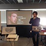 CodeMagnetの高橋氏。みんなが知らないけど僕らが知ってること→エンジニアみんながコードを読めるわけではない。 #SVMeetup なんか、ピーターティールっぽい!! http://t.co/d2aqdHx4Z8