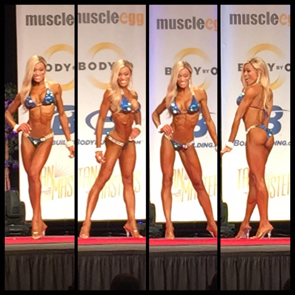 @AliciaMarieBODY seriously made my life seeing you on stage today!!! You're simply amazing, AMB! http://t.co/l70XLfuKXs