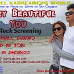 """@KaDsDavao: KaDsDavao, Davao del Norte and Kads Davao del Sur Block screening for KathNiel Movie 👉👉👉 http://t.co/ozUSlqB1uw""wtf"