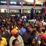 RT @WillisRaburu: jam packed #JCCAt16  http://t.co/L2Rk3qfwGS