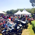 The community has gathered. Prayer day for riders @NairobiChapel with riding Pastor @NickKorir http://t.co/f6gragbY6b