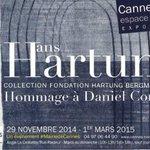 Vous navez toujours pas vu lexposition Hans Hartung ? Quattendez-vous ? http://t.co/uRC0cLnWaz http://t.co/8LUaugQ03f