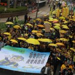 Thousands take to Hong Kongs streets in the first major rally since Occupy Central http://t.co/Cu1BY1AlNO http://t.co/9cseu7YYCk