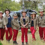 Ha! RT @marcfennell: And people tell me theres no diversity problem on Australian tv. #ImACelebrityAU http://t.co/UVgZNrTKiK