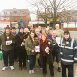 Our growing campaign team out in Leeds today! Great effort, great response! #UKIP #Leeds #winninghere http://t.co/dzSb8IyFmZ
