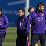Quedan menos de seis horas para el #FCBVillarreal, echa un vistazo a la convocatoria del Barça http://t.co/v19YEGVrND http://t.co/Z2Ms5Yf4UA