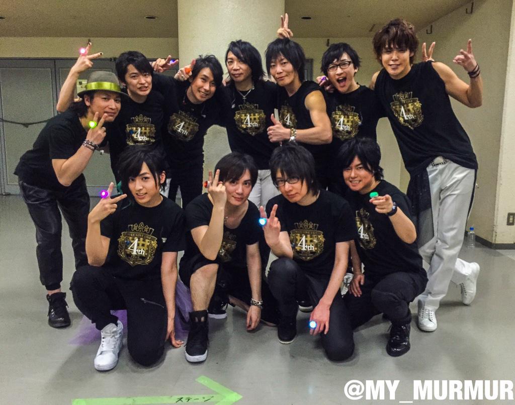 横浜アリーナで開催された『うたの☆プリンスさまっ♪ マジLOVE LIVE 4th STAGE』全2公演終了致しました!御来場下さった皆さん、会場以外から応援して下さった皆さん、ありがとうございました! http://t.co/SJml9OaGjF