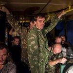 Из плена боевиков освободили пятерых украинских военных http://t.co/REPa5MLcvE http://t.co/kK2FHRDkKE