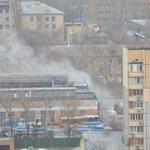 Донецк: Прилет в троллейбусное депо на пересечении ул. Щорса и просп. Освобождения Донбасса http://t.co/0tqx2gdat0 http://t.co/PBeJ7HePQI