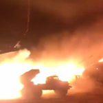 #Footage Russian #Grad fire from a base in #Donetsk. https://t.co/F7CGMkYrqM #Ukraine http://t.co/jaj5yJAr6R