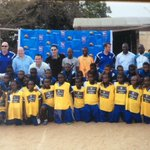 Brilliant photo from last weeks Ghana visit, so many positives from the trip #Itfc #smilingfaces http://t.co/AIfhDLlohE