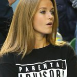 Andy Murrays fiancee Kim Sears laughs off the controversy over her colourful language http://t.co/Wxhw9YUdA1 http://t.co/h3V8vFvVAy
