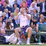 Lets remember that Andy Murray keeps an old man in his tennis bag for luck. #AusOpen http://t.co/mIkF7l57A0