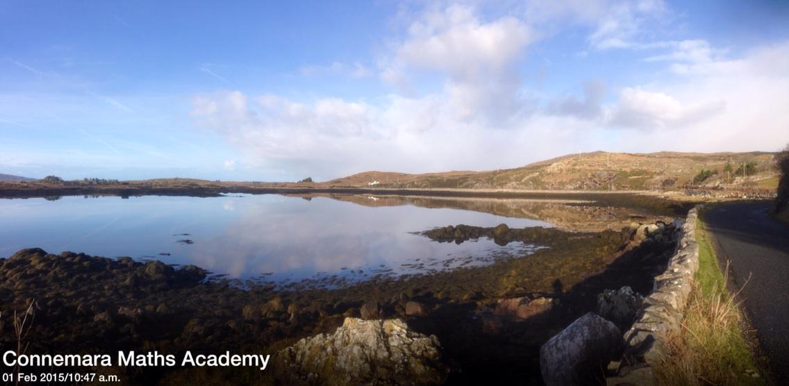 #Connemara this morning @wildatlanticway @CashelHotel http://t.co/hdckkWINtD
