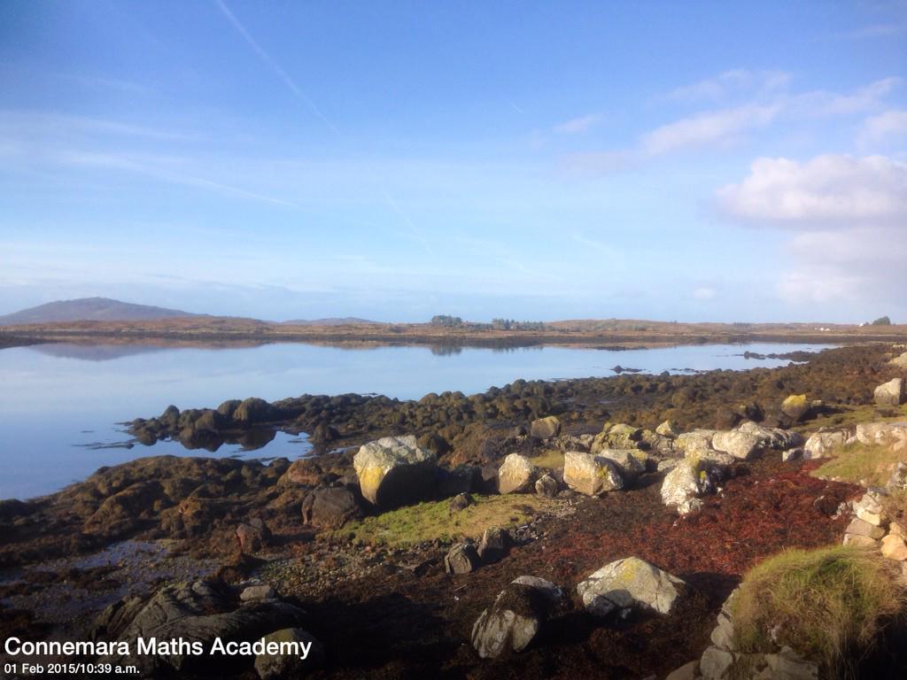 Beautiful crisp morning #Connemara #WildAtlanticWay @DiscoverGalway @VacancesIrlande http://t.co/8IfJfOuH1R