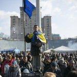 В Киеве бойцы батальонов требуют импичмента Президента. Прямая трансляция 01.02.2015 http://t.co/HgX1YM7i9B http://t.co/gNVanf2wpO