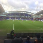 Kick off at Bolton yesterday http://t.co/FbD4xYSPTn