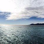 From @VilleCannes, with love ! ✌️🏊 #Cannes #Esterel  cc @davidlisnard @CannesIsYours @Slpcannes @albanferrand http://t.co/xtvnkxKCCv