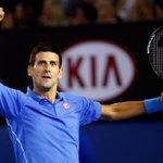 Novak Djokovic gewinnt die Australian Open. Im Finale besiegt er Andy Murray mit 7:6, 6:7, 6:3, 6:0. #ssnhd http://t.co/Qz72hKnhNO