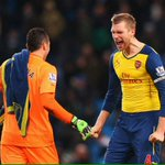 David Ospina is currently on a run of 3 straight clean sheets against Hull, Stoke and Man City. http://t.co/RaWBUHULNS