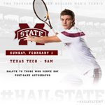 Match day! A ranked battle on deck, as your #23 Bulldogs face #42 Texas Tech! http://t.co/CEE6UuzibK #HailState http://t.co/DsLYzPQFdn