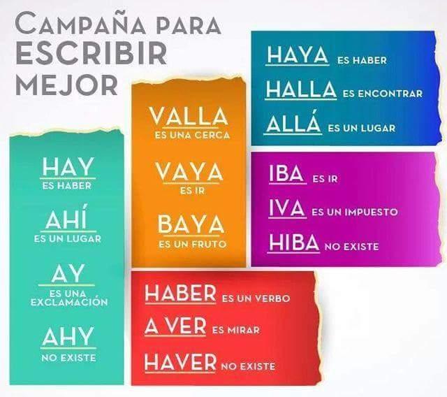 CAMPAÑA PARA ESCRIBIR MEJOR http://t.co/ZhiKJabHlC