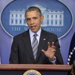 Барак Обама: Мы выступили посредником в переходе власти на Украине http://t.co/7zftjrkGIl http://t.co/lHyzH3ujXt Между кем и кем?