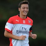 Mesut Ozils first Premier League start since the 5th of October #AFCLive http://t.co/dZZAsS7Zmp