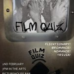 Gawd dang!!! Febs FILM QUIZ in the Bar from @TakeOneCFF tomorrow at 7pm. Get thee a team :)X https://t.co/LCMlV80rkt http://t.co/Ls0HyZOtT9
