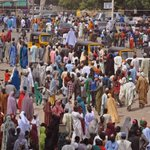 Boko Haram assaulting largest city in northeast Nigeria on four fronts http://t.co/jatkmNWCKS http://t.co/9kovlMHPjn
