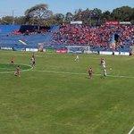 """#LNFG Empate sin goles en el estadio """"El Trébol"""". Rojos y Toros se repartieron los puntos. http://t.co/UWoYSmFoJI http://t.co/q1xBiGcv5i"""