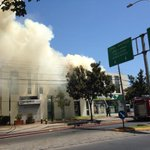 AHORA #Ñuñoa: Incendio en segundo piso de local comercial de Irarrázaval con Coventry. (Vía @karinakovacevic) http://t.co/K4OBalKORN