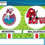 DEPORTES: Toros de #Malacateco le empatan juego a los @Rojos_Municipal en el propio Estadio El Trébol. DETALLES -► http://t.co/CDEB90UlXU