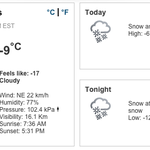 Winter storm warning from @environmentca: 15-25 cm of snow for #hamont beginning Sun. a.m. http://t.co/RSQAcQLZzX #sl http://t.co/1ZqAXDOu22